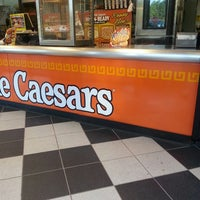 Photo taken at Little Caesars Pizza by Andrew I. on 5/15/2013