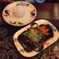 Photo taken at Five Spice by graceygoo on 7/28/2015