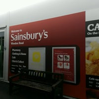 Photo taken at Sainsbury's by Lord Tony on 9/25/2016