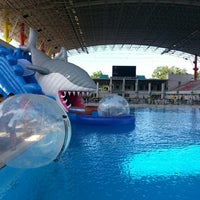 Photo taken at Pusat Akuatik Darul Ehsan (Aquatic Centre) by David K. on 6/2/2013