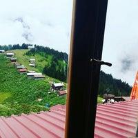 Photo taken at Pokut Doga Konukevi by Emn A. on 7/22/2016