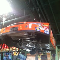 Photo taken at Quaker Steak & Lube® by Jessica S. on 1/13/2013