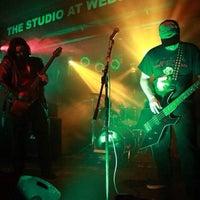 Photo taken at The Studio at Webster Hall by Aerik V. on 12/9/2012