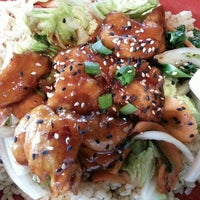 Photo taken at Pei Wei by Eloy F. on 5/3/2013