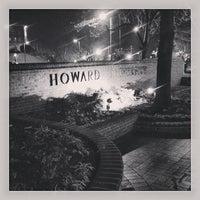 Photo taken at Howard University by Daniel K. on 2/12/2013