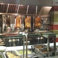Photo taken at I Dream of Falafel by Jesus K. on 11/12/2013