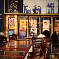Photo taken at Teatro Folha by Ellen F. on 1/29/2013