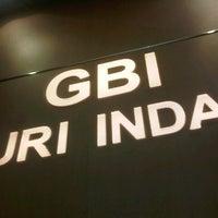 Photo taken at GBI Puri Indah by Iwan L. on 3/31/2013