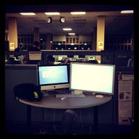 Photo taken at J. Henry Meyer Memorial Library by Ningxia Z. on 12/6/2012