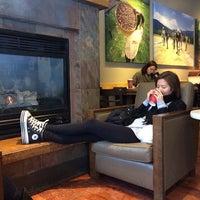 Photo taken at Starbucks by Alex Y. on 1/5/2014
