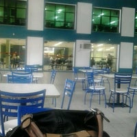 Photo taken at FAMETRO - Faculdade Metropolitana de Manaus by Brenda F. on 3/20/2013