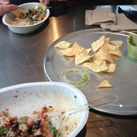 Photo taken at Chipotle Mexican Grill by Eli C. on 1/27/2013