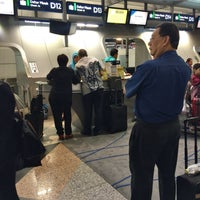 Photo taken at MAS Business Class Check-In by Ben G. on 9/29/2016
