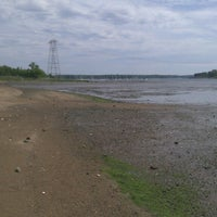 Photo taken at Collins Cove Beach by Rasberry S. on 6/16/2013