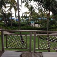 Photo taken at Four Seasons Resort Nevis, West Indies by Olga V. on 4/20/2016