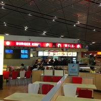 Photo taken at Burger King by Maxim D. on 1/8/2013