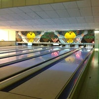 Photo taken at Via Bowling by Cathe M. on 1/16/2013