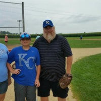 Photo taken at Field of Dreams by Ronda S. on 7/19/2016