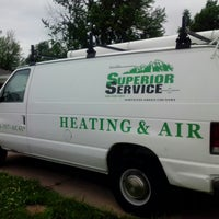Photo taken at Superior Service of Broken Arrow Heating and Air by Patrick C. on 5/29/2013
