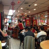 Photo taken at New Hon Wong Restaurant 新恒旺大飯店 by Alexander K. on 7/29/2013