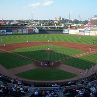 Photo taken at Principal Park by Stadium Journey on 7/21/2013