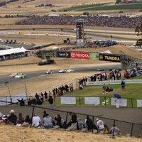 Photo taken at Sonoma Raceway by Stadium Journey on 7/15/2013