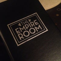 Photo taken at The Empire Room by Maire G. on 5/2/2013