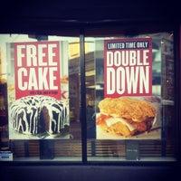 Photo taken at KFC by Alex B. on 4/20/2014