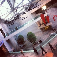 Photo taken at National Gallery of Art - East Building by Alex B. on 11/25/2012