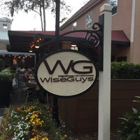 Photo taken at Wiseguys by Valerie O. on 3/12/2016