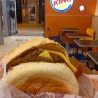 Photo taken at Burger King by Oscar F. on 11/18/2012