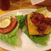 Photo taken at Christopher's Burgers by Andy L. on 10/2/2012