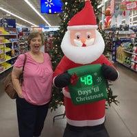 Photo taken at Walmart Supercenter by R. Hugh P. on 11/7/2015