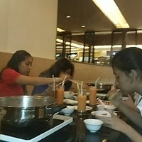 Photo taken at Samudra Suki & Dimsum Restaurant by Renita T. on 6/28/2013