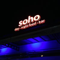 Photo taken at Soho Bar by Antonhs F. on 6/19/2013