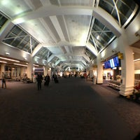 Photo taken at Terminal C by John M. on 3/6/2013