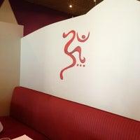 Photo taken at Rangoli India Restaurant by Fritz K. on 1/16/2013