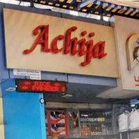 Photo taken at Achija by Raju S. on 1/26/2013