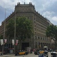 Photo taken at Banco de España by Coke @cokemon on 5/28/2016
