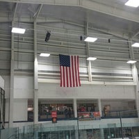 Photo taken at Ice Centre at the Promenade by Jess Anne F. on 11/28/2015