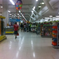 Photo taken at Carrefour by Carlos C. on 2/4/2013