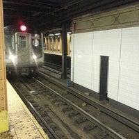 Photo taken at MTA Subway - N Train by annita m. on 3/18/2013