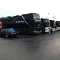Photo taken at Metro Turizm / Dudullu by Barış B. on 5/13/2013