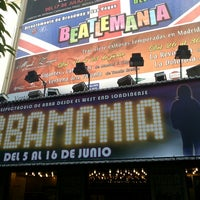 Photo taken at Teatro Nuevo Apolo by little b. on 6/6/2013
