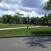 Photo taken at Saint Anselm College by Kaylan R. on 8/4/2013