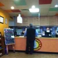 Photo taken at Lazybones Smokehouse by James M. on 10/20/2012