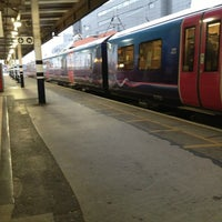 Photo taken at Doncaster Railway Station (DON) by Andrew N. on 5/29/2013