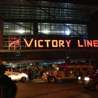 Photo taken at Victory Liner (Baguio Terminal) by Ronald G. on 2/17/2013