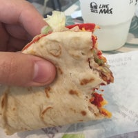 Photo taken at Taco Bell by Dave S. on 7/29/2015