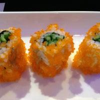 Photo taken at Newport Fusion Sushi by Karen on 2/21/2013
